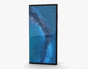 3D model Huawei Mate X Interstellar Blue