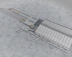 LFMN Terminal 1 3D model