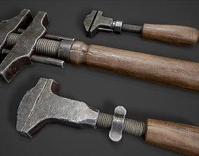 3D model Garage Tools