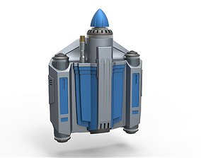 Bo-Katan Kryze Jetpack from The 3D printable model 3