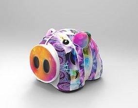 Reached Pig 3D print model
