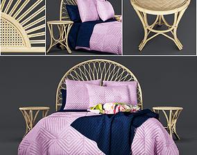 Bedclothes Home Republic 3D model