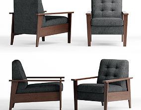 Olaf armchair 3D