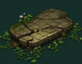 Game Model - Kapya Buddha Forest Big Lotus