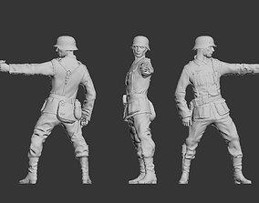 3D print model German soldiers