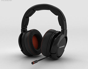 SteelSeries H-Wireless Gaming Headset 3D