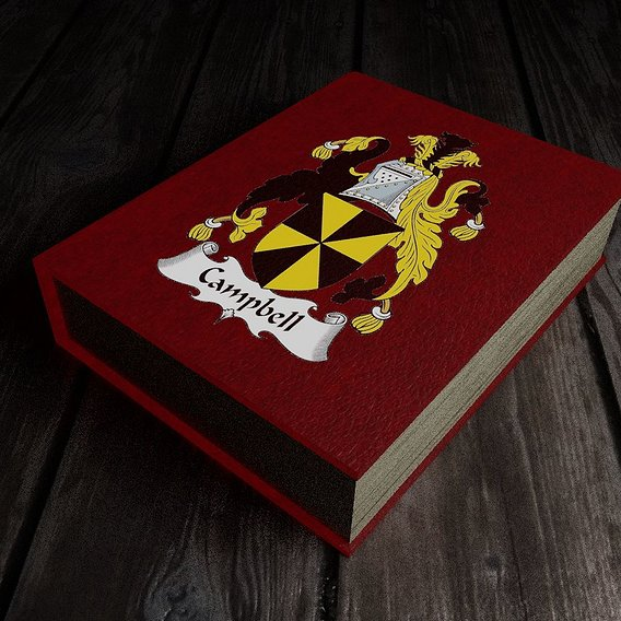 Clan Campbell Book