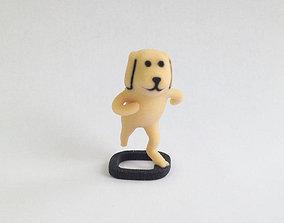 3D printable model Hetero Dog of the Pedo Pals