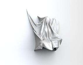 3D printable model Hollow Man Floating art piece