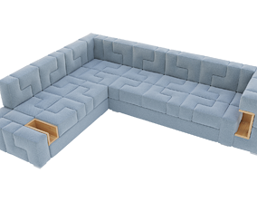 Sofa TET exclusive design 3D