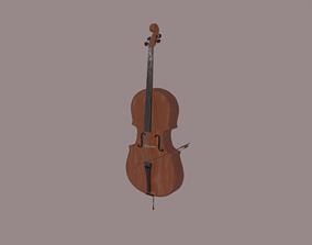Cello tuba 3D