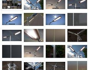 Street-Light 11 3D model