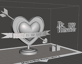 Be My Valentine 3D print model