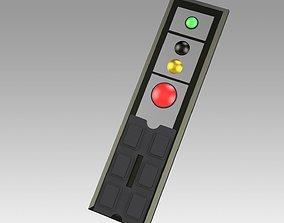 3D print model Star Trek Enterprise Remote Control or 3
