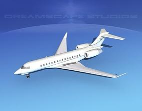 3D Global Express 8000 V13