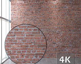 3D asset Brickwork 44
