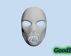 Paul Grey Mask 3D print model