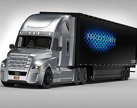3D model Freightliner Inspiration