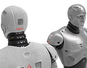 Robot Cyborg 3D