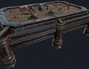 3D asset realtime War Table