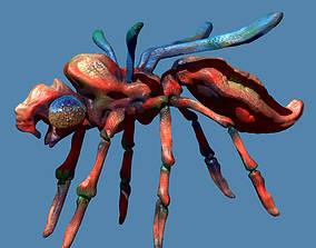 Crustacean Insektoid 3D