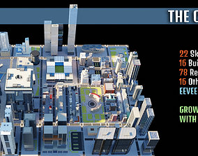 3D nyc The City