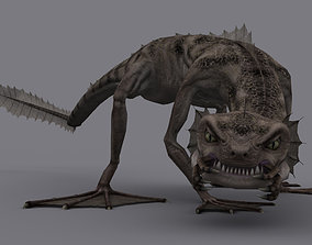 3D asset PROTOXOLOTH GAME READY ANIMATED MODEL