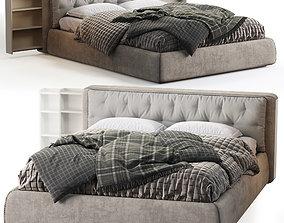 LeComfort Bed Donovan 3D model