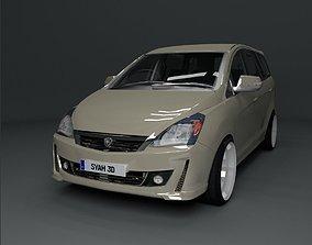Proton Exora Bold 3D model