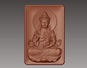 3D print model art Kwanyin Bodhisattva