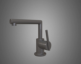 Bathroom Faucet 3D asset