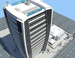 City Block 1 3D
