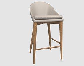 3D model Teide medium stool by Mavilop