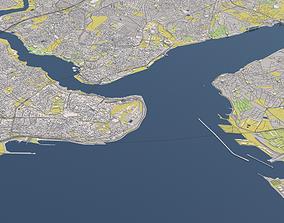 3D model Istanbul