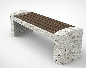 3D print model Bench 3