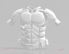 3D printable model The Dark Knight Inspired Torso Bundle