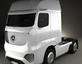 Mercedes-Benz Future Truck 2025 3D model