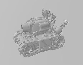 3D print model Metal Slug - SV001 - The First Super