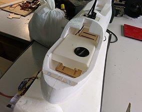 3D print model Bunker for Skyhunter 1800 Trichogramma