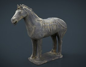 Terracotta Warriors War Horse 3D model