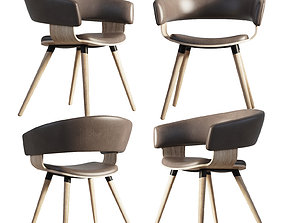 3D Dinning Chair Mollie A685 Allermuir