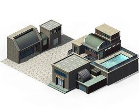 3D Future World - Black Market 04