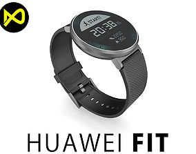 3D Huawei Fit Large Band