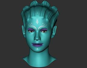 3D printable model Vertician Girl