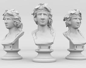 3D print model Alexander the Great