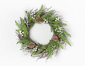 sprig 3D Wreath