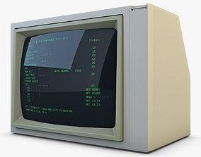 Monitor v 2 3D model