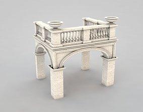 Architectural Element 079 3D asset