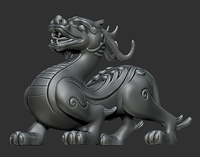 3D printable model brave troops