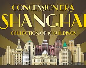 Concession Era Shanghai 3D printable model